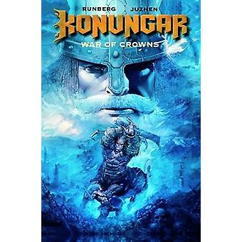 Konungar by Sylvain Runberg - 9781785866111 Book