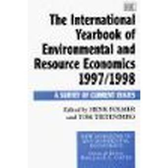 El Anuario Internacional de medio ambiente y economía de los recursos - A
