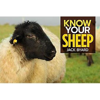 Know Your Sheep by Jack Byard - 9781912158508 Book