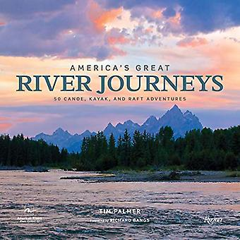 America's Great River Journeys by Tim Palmer - 9780789336934 Book