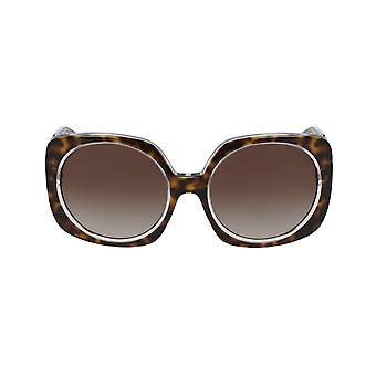 Michael Kors MK2050 303413 55 Ula Ladies Gafas de Sol - Marrón