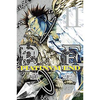 Platinum End - Vol. 11 by Tsugumi Ohba - 9781974712564 Book