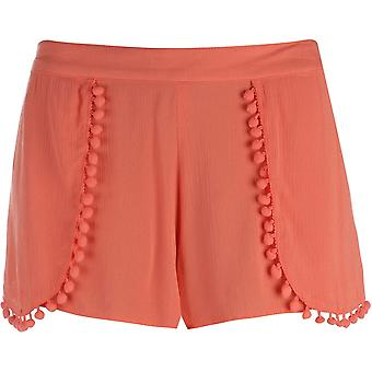 Golddigga Layered Shorts Ladies