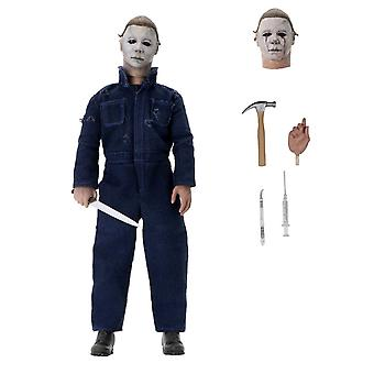 Michael Myers Clothed Edition Poseable Figure d'Halloween 2