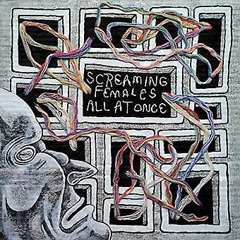 Screaming Females - All at Once [CD] USA import