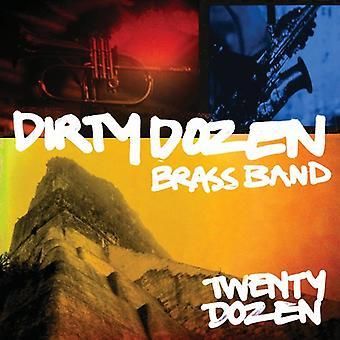 Dirty Dozen Brass Band - 20 Dozen [CD] USA import
