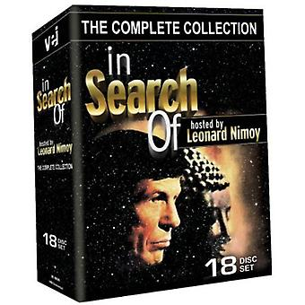 In Search of: Hosted by Leonard Nimoy [DVD] USA import