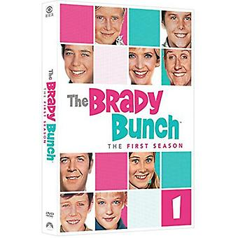 Brady Bunch: The Complete First Season [DVD] USA import