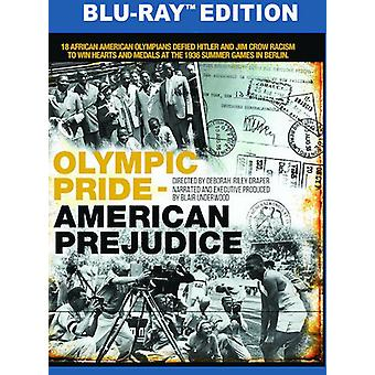 Olympic Pride American Prejudice [Blu-ray] USA import