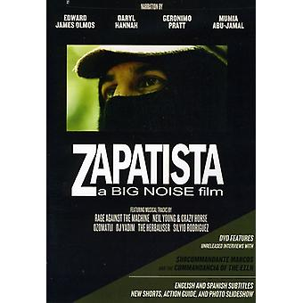 Zapatista [DVD] USA import