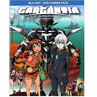 Gargantia: The Complete Series [BLU-RAY] USA import