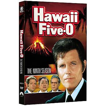 Hawaii Five O: Ninth Season [DVD] USA import