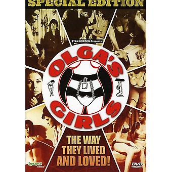 Olga's Girls [DVD] USA import