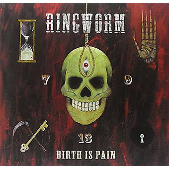 Ringworm - Birth Is Pain [Vinyl] USA import