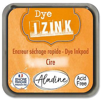 Aladine Inkpad Izink Dye Orange Cire