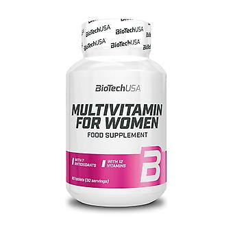 الفيتامينات المتعددة للنساء 60 قرص