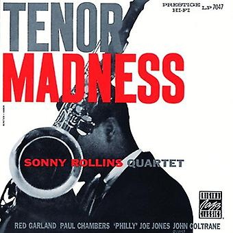 Sonny Rollins - Tenor Madness [CD] USA import