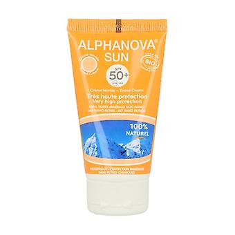 SPF 50+ Tinted Cream Sunscreen 50 g of cream