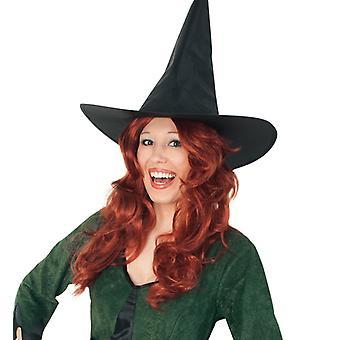 כובע מכשפה הצביע מכשפה כובע ליל כל הקדושים