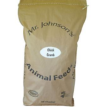 Mr Johnsons Chick Crumb - 20kg
