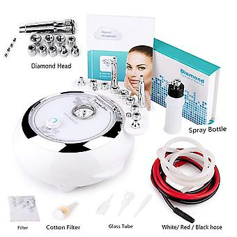 3 In 1 Diamond Microdermabrasion Dermabrasion Machine- Spray Vacuum Therapy,