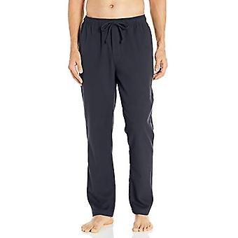 Brand - Goodthreads Men's Flannel Pajama Pant, Navy, X-Large