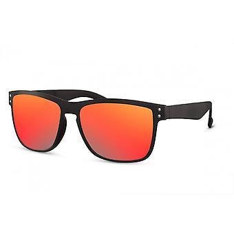 نظارات شمسية للرجال الأسود / الأحمر (CWI2462)