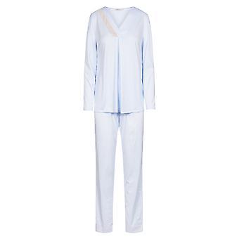 Féraud High Class 3201194-11713 Women's Pearl Blue Cotton Pyjama Set