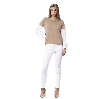 Trussardi Jeans W Cameo Sweater TR856324-XS