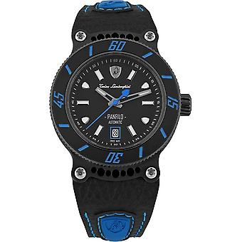 Tonino Lamborghini - Wristwatch - Men - PANFILO - blue - TLF-T03-4