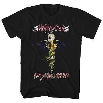 Motley Crue T Shirt Dr. Feelgood Album Art Motley Crue Shirt