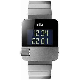 Braun Men's | Prestige | Digital | Black Bracelet BN0106BKBTG Watch