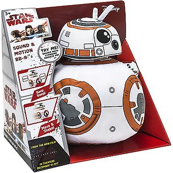 Disney Star Wars Cuddly Soft Plush Kids Toy