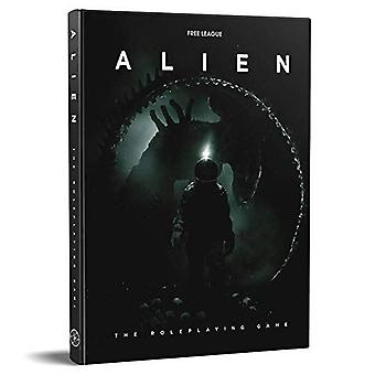 Alien RPG Hardcover Gaming Book