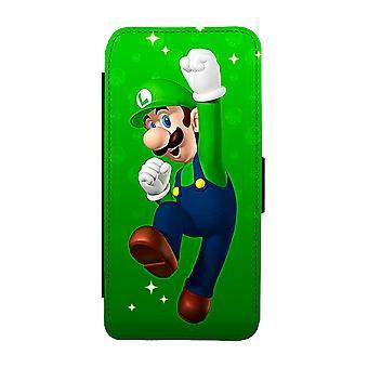 Super Mario Luigi Samsung Galaxy S9 Plånboksfodral