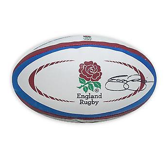 Jason Robinson podpisał kontrakt z England Rugby Ball
