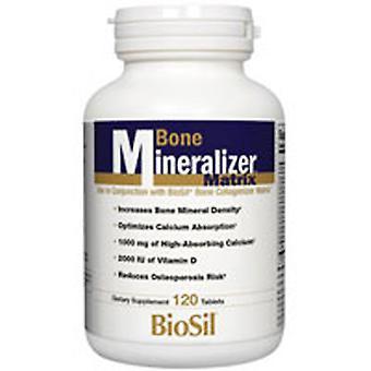 Luonnolliset tekijät BioSil Luun mineralisaattorimatriisi, 1000 mg, 120 Vcaps