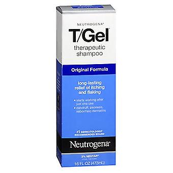 Neutrogena T/Gel Therapeutic Shampoo Original Formula, 16 oz