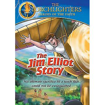 Torchlighters: Jim Elliot Story [DVD] USA import