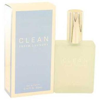 Clean Fresh Laundry By Clean Eau De Parfum Spray 2.14 Oz (femmes) V728-434507
