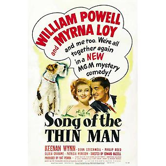 Song of the Thin Man Movie Poster Print (27 x 40)
