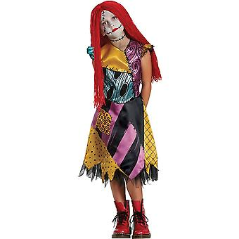 Girl's Sally Deluxe Costume