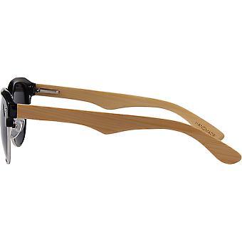 الحقيقي الخيزران خمر Browline نمط النظارات الشمسية ريترشوريد