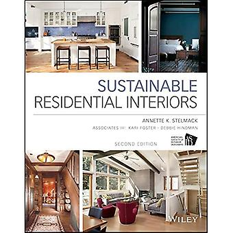 Duurzame residentiële interieurs