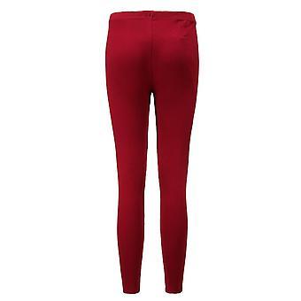 Esquí al aire libre calefactado calefactado pantalones cálidos, hombres mujeres usb calefacción base capa elástica