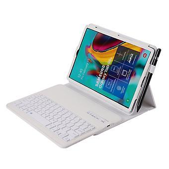 SA610 Pour Samsung Galaxy Tab S6 Lite 10.4 P610 / P615 (2020) 2 en 1 Clavier Bluetooth détachable + Litchi Texture Protective Case with Stand & Stylo Sl