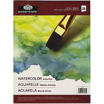 Royal & langnickel watercolour artist pads single