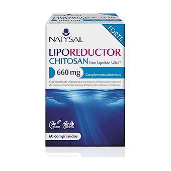Chitosan 660 Mg Liporeductor 30 tablets