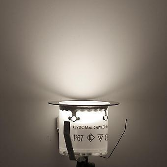 Underground Light Garden Landscape Lamp Warm White/natural White Led Spotlight