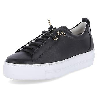 Paul Green 5017028MASTERCALFBLACKGOLD universal all year women shoes